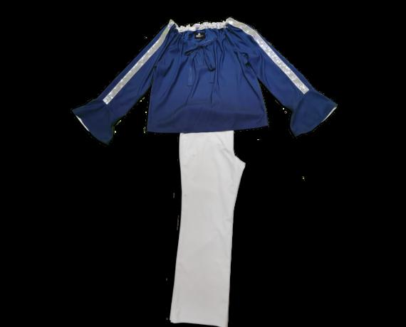 Pantalone & Blusa